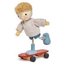 TL8145 a tender leaf edward and his skateboard