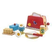 TL8221 a tender leaf toaster & egg set