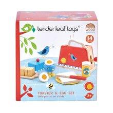 TL8221 d tender leaf toaster & egg set
