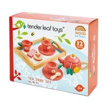 TL8233 b tender leaf tea tray set