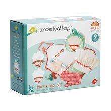 TL8234 c tender leaf chef's bag set