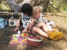 TL8276 e tender leaf lite bear's picnic