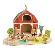TL8301 f tender leaf lite barn set