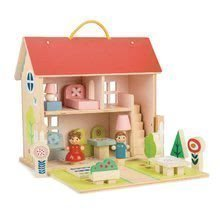 TL8303 a tender leaf dolls house set