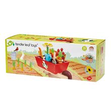TL8357 g tender leaf garden wheelbarrow set