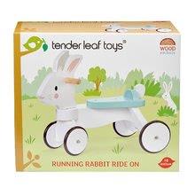 TL8591 j tender leaf running rabbit ride on