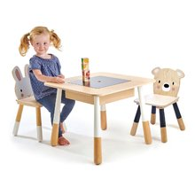 TL8801 a tender leaf forest table and chairs