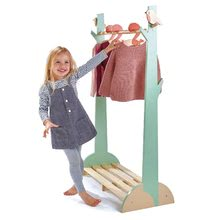 TL8803 c tender leaf forest clothes rail