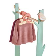 TL8803 e tender leaf forest clothes rail