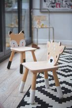 TL8813 d tender leaf forest fox chair