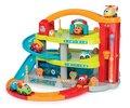 Smoby garáž s autami Vroom Planet Grand 120401