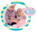 Bábika pre deti Minikiss Smoby ružová 45 cm 210119