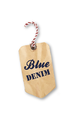 Kaloo medvedík Blue Denim-Chubby Bear 960062 modrý
