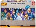 Panorama puzzle