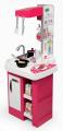 Elektronická detská kuchynka Tefal Studio Smoby 311022 červeno-šedá