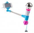 Mikrofón Selfie Maggie&Bianca Smoby so zvukmi a svetlom 520117