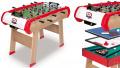 Smoby futbalový stôl 4v1 Power Play 640000