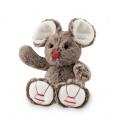 Kaloo plyšová myška Rouge Kaloo 963519 hnedá