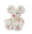 Kaloo plyšová myška Rouge Kaloo 963520 krémová