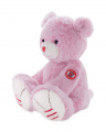 Kaloo malý plyšový macko pre najmenších 963555-1 ružovo-krémový