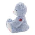 Kaloo macko z plyšu Rouge 13 cm pre najmenšie detičky 963555-3 modro-krémový