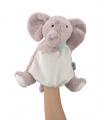 Kaloo bábka plyšový slon Les Amis-Elephant Doudou 969298 sivý
