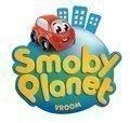 Smoby stavebné autá Vroom Planet 3 kusy 120201 oranžové