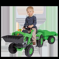 Šliapacie traktory a autá
