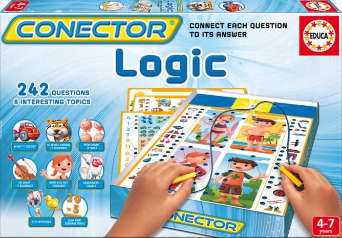 Educa logická hra