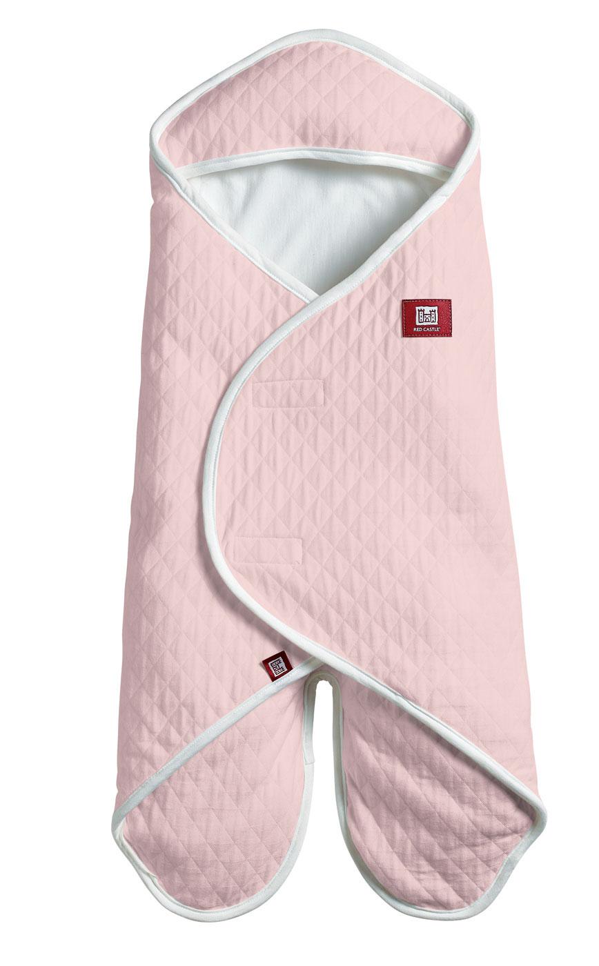 Zavinovačka Red Castle Babynomade® Fleur de Coton® lehká růžová od 0 měsíců