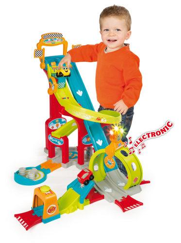 Autodráha pre deti Smoby