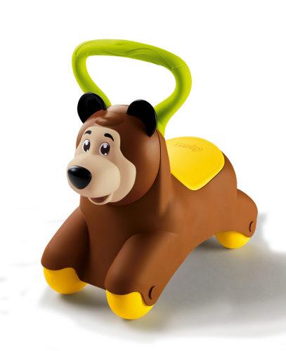 Detské odrážadlo Smoby Medveď