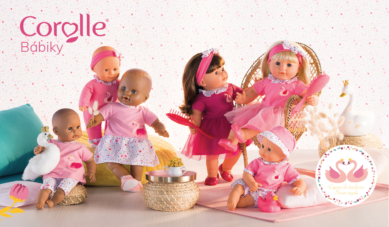 Corolle bábiky