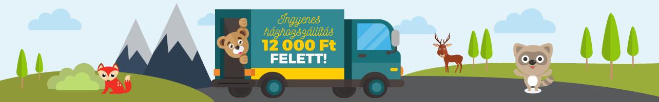 Doprava nad 12000 fr zdarma