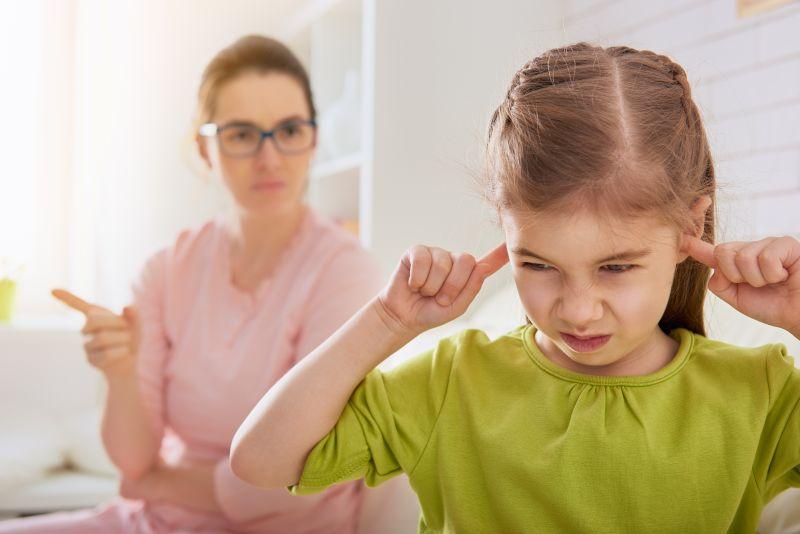 Hněv a vztek u dětí