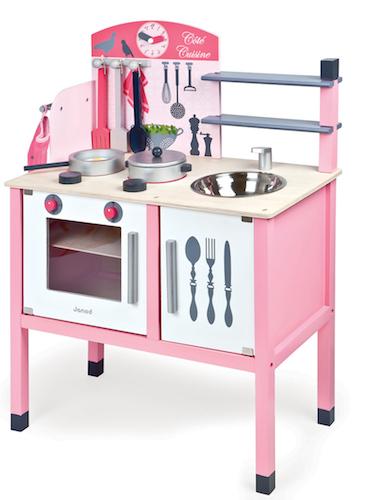 Dětská dřevěná kuchyňka Janod
