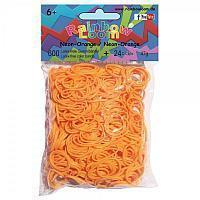 RAINBOW LOOM 20570 Original gumičky 600 kusů neonově oranžové 05202
