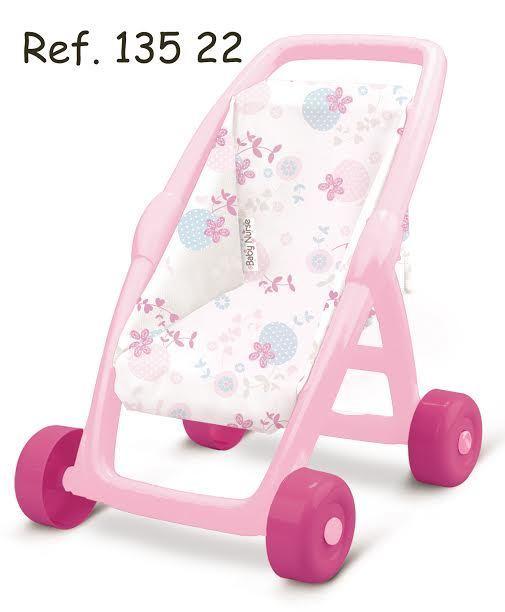 SMOBY 513522 Baby Nurse babakocsi Ma premier bugy tolókar magassága  49 cm