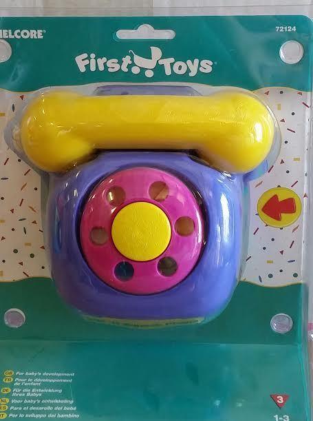 SHELCORE detský telefón od 12 měsíců