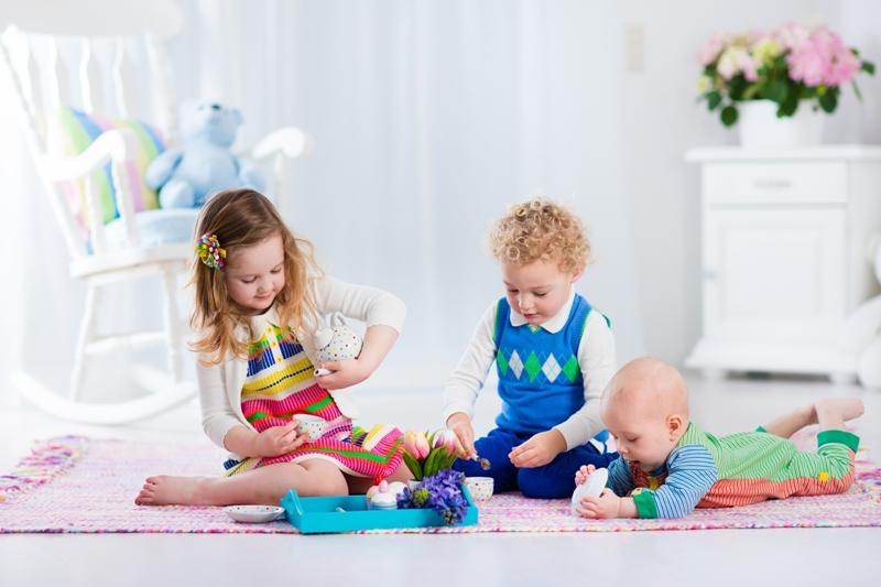 Neexistuje ideální věkový rozdíl mezi dětmi.