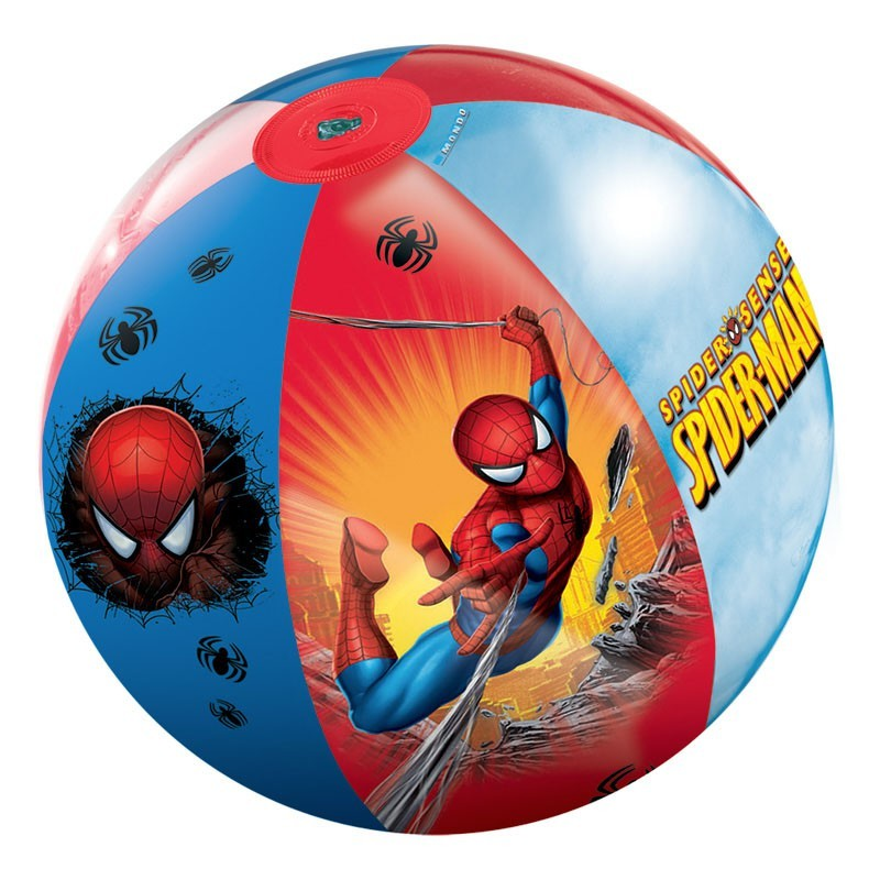 Nafukovací míč Spiderman Mondo 50 cm