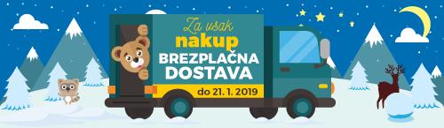 Doprava do 21.1.2019