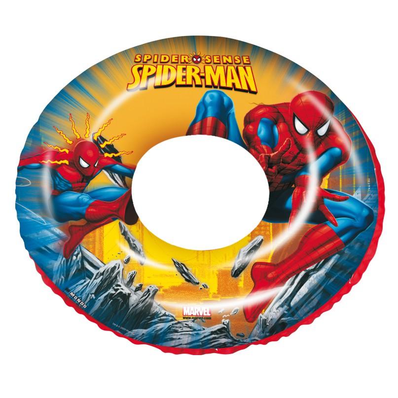 Plávacie koleso Spiderman Mondo nafukovacie 50 cm od 10 mes