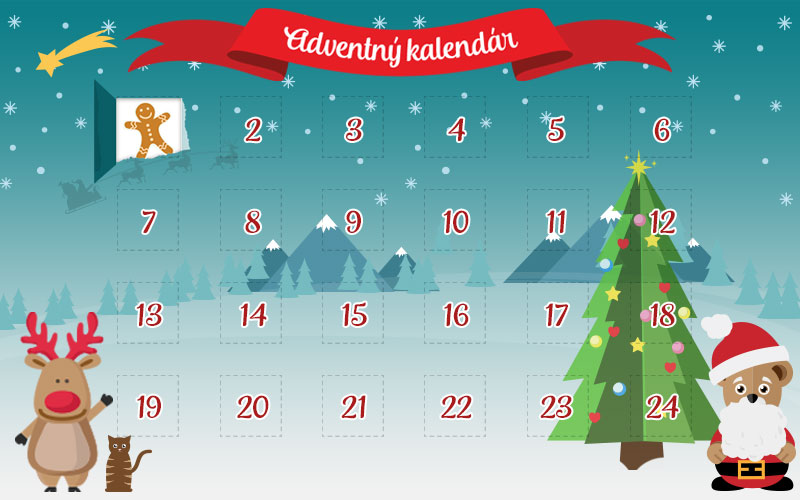Adventny kalendar blog text sk
