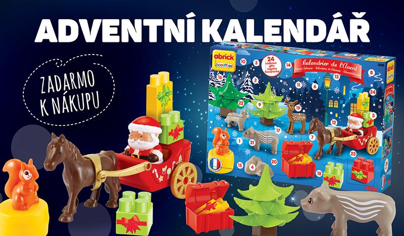 Adventny kalendar text cz
