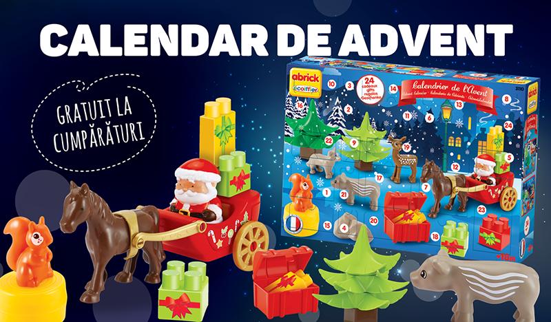 Adventny kalendar text ro