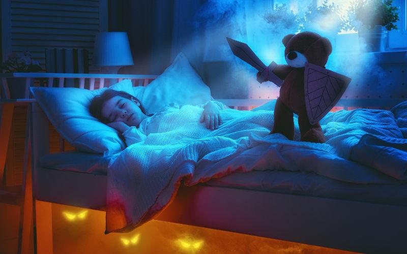 Bezpečný dětský spánek