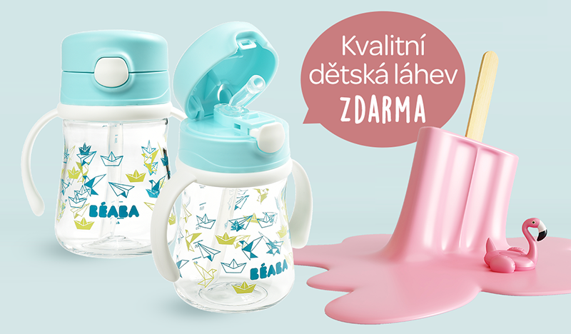 Bidon beaba banner blog cz