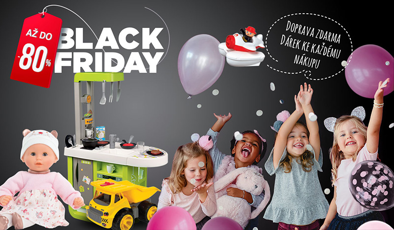 Black friday blog text cz