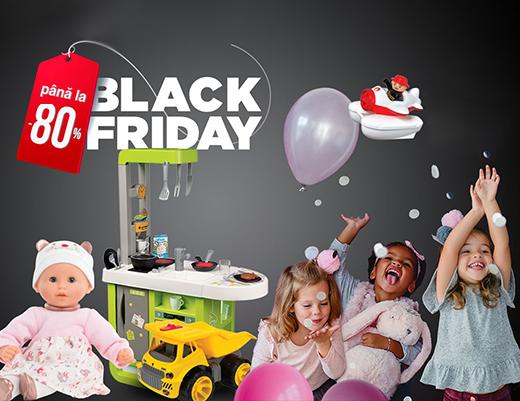 Reduceri de Black Friday timp de 8 săptămâni!